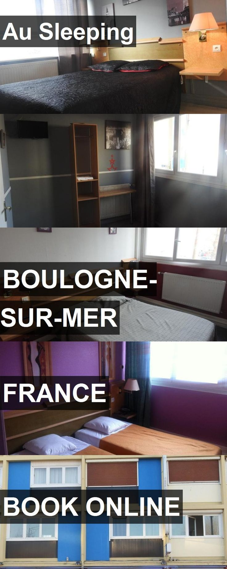 Hotel Au Sleeping In Boulogne Sur Mer France For More