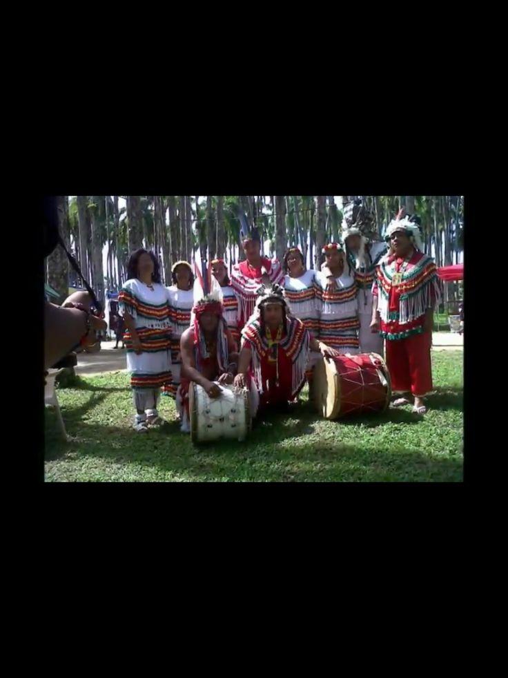 Arowakken muziekgroep Suriname