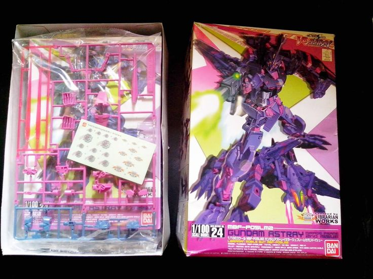 1/100 MBF-P05LM2 GUNDAM ASTRAY MIRAGE FRAME 2nd ISSUE