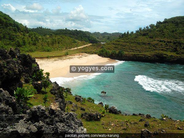 Watu Karung beach,Pacitan,East Java  #INDONESIA