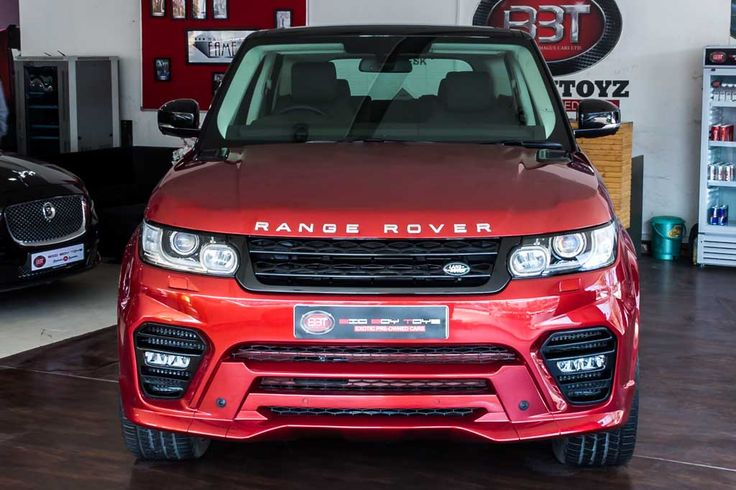 Used Range Rover Sport HSE