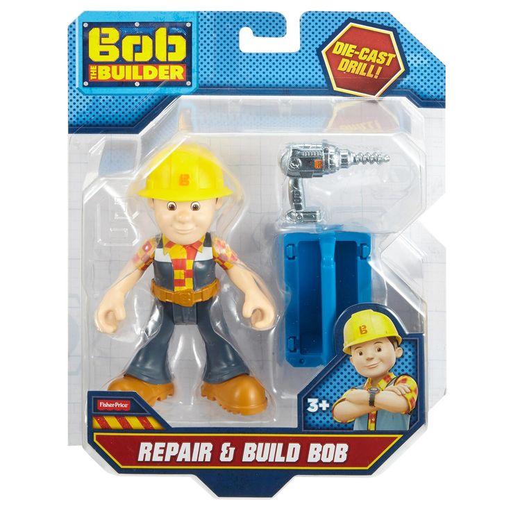Bob de Bouwer Mini-Metal Actiefiguren Repair & Build Bob  Bob de Bouwer Mini-Metal Actiefiguren â Repair & Build Bob  EUR 22.95  Meer informatie