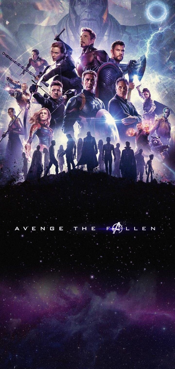 The Avengers Endgame Lockscreen Avengers Wallpaper Marvel Avengers Marvel 4k Wallpaper