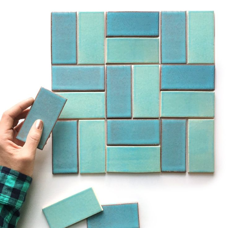 6 Creative Patterns for Classic Subway Tile