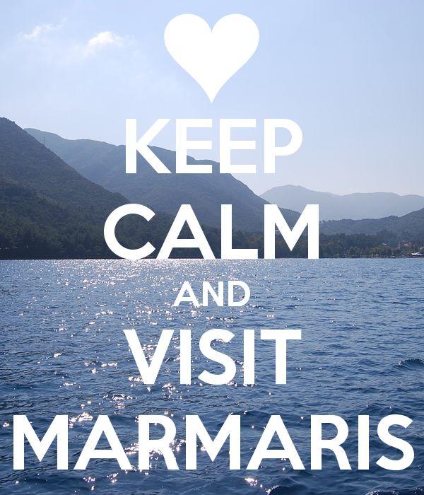 VISIT MARMARIS :) http://yachtsngulets.com/destinations-turkey/marmaris.html