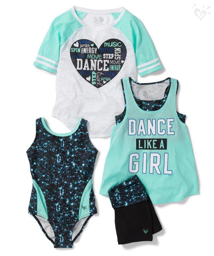 Outfit de una Bailarina!!!