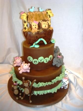 Baby Shower Cakes Ideas Pictures