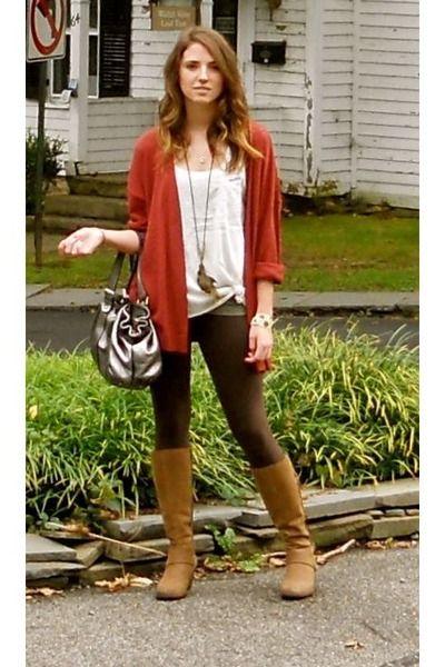 legginz.com dark brown leggings (50) #cuteleggings