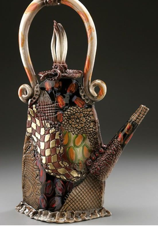 Gail Markiewicz Ceramic Artist | Hometipster
