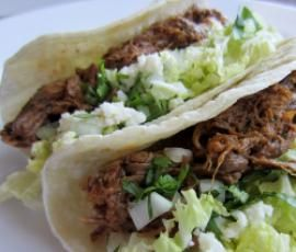 Recipe Shredded Beef for Tacos and Burritos by TyLoMix - Recipe of category Main dishes - meat
