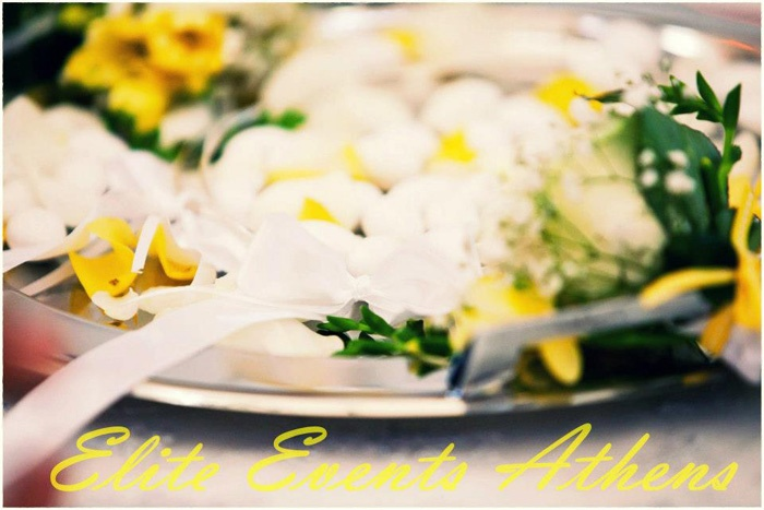 TRUE WEDDINGS | A Lemon Wedding by Elite Events Athens | Anca & Konstantinos | Wedding Tales - Ο γάμος των ονείρων σας!