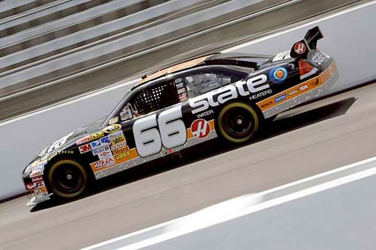 Check out some of NASCAR's biggest all-time penalties  -  May 4, 2017:    SCOTT RIGGS/JOHNNY SAUTER - 150 POINTS, $100,000 FINE EACH  -    Teammates Riggs (pictured above) and Sauter were penalized for improper wing mounting locations at Charlotte in May 2008.