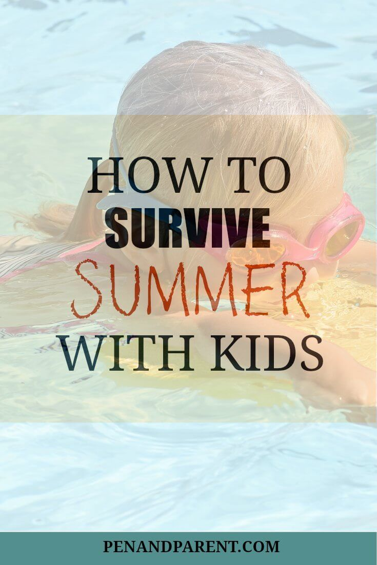 Are you looking for parenting tips on how to survive the summer with your kids? You have to check out these tips for great suggestions on what to do with your kids this summer so that everyone is happy. Click through now or save to read later. #summeractivities