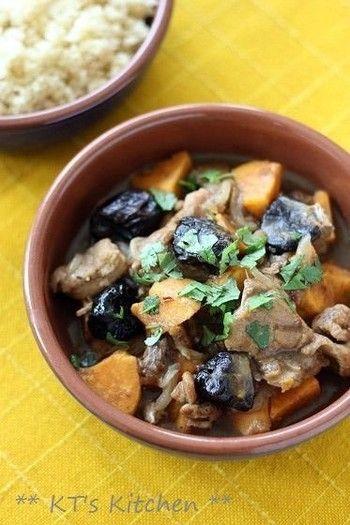 美容と健康に♡ドライフルーツのアイデアレシピ、どれが好き? | キナリノ ドライフルーツを盛んに食べるモロッコでは、料理にドライフルーツを使うの