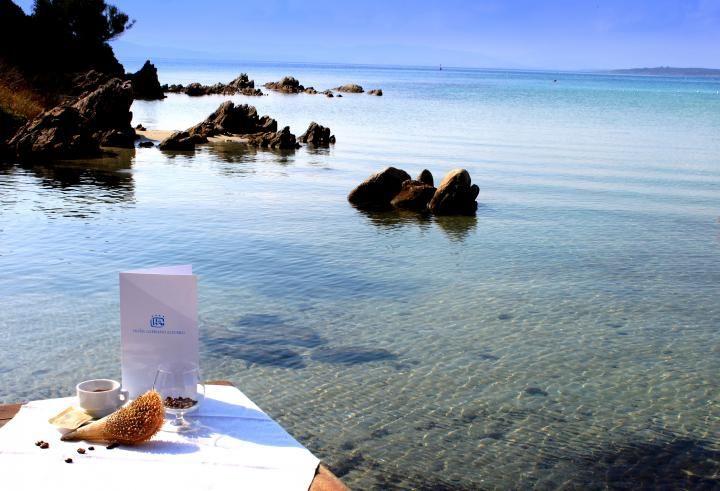Il mare della Sardegna.