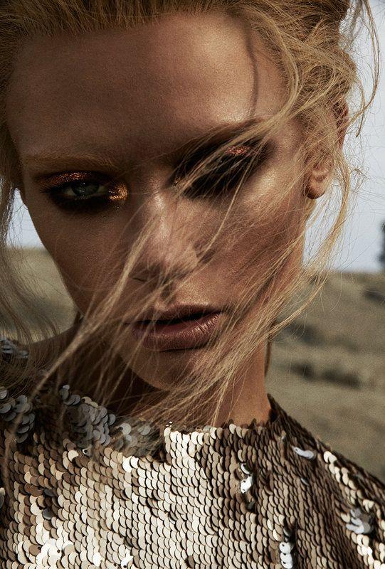 Makeup on Dripbook : : Lottie  | Editorial Beauty | New York, NY
