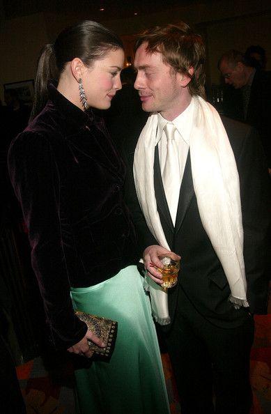 Royston Langdon & Liv Tyler 2004