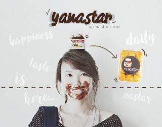www.yanastar.com: nastar nutella