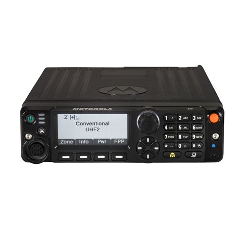 APX™ 8500 All-band P25 Mobile Radio - Motorola Solutions
