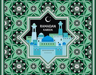 """Check out new work on my @Behance portfolio: """"Ramadan. Greeting cards set."""" http://be.net/gallery/53139415/Ramadan-Greeting-cards-set"""