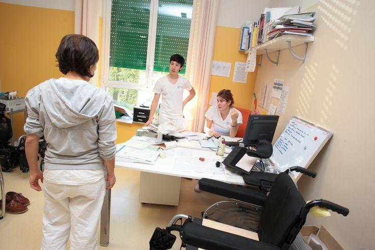 In terapia occupazionale
