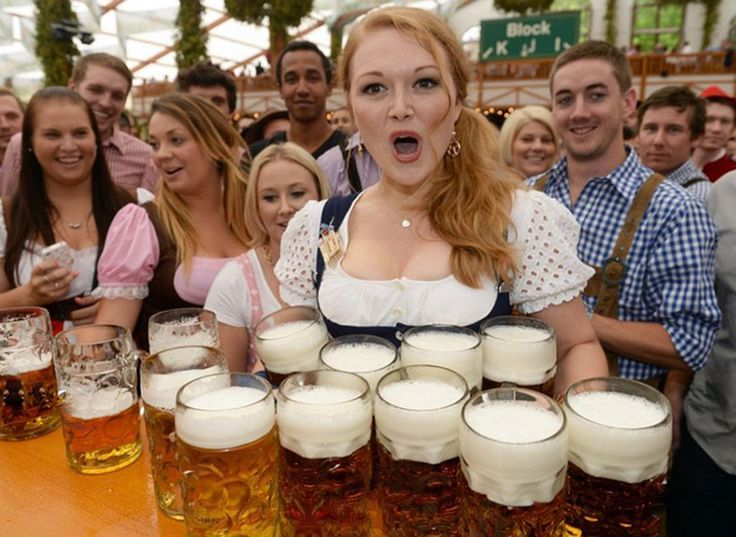 2016 for the first time German Bierfest comes to #DerbyUK (26-29 May 2016). The Bierfest is about much more than beer! Over 4 days you can experience great fun and good mood for the whole family; http://www.visitderby.co.uk/whats-on/events/german-bierfest-derby