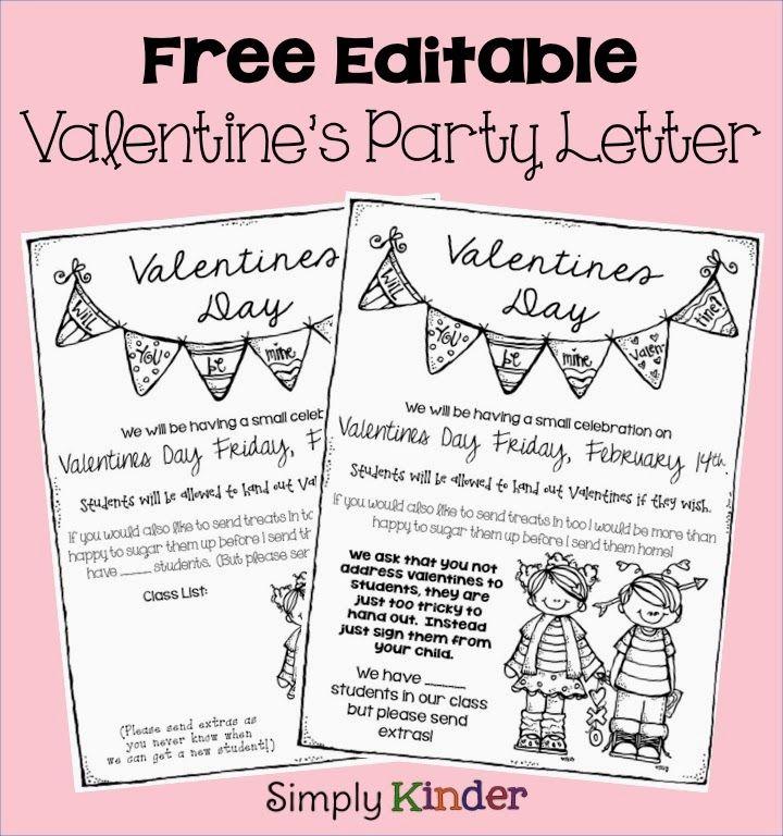 Stress free Valentine's Day party