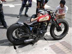 LES 125CC tuning et japan style - Ta moto