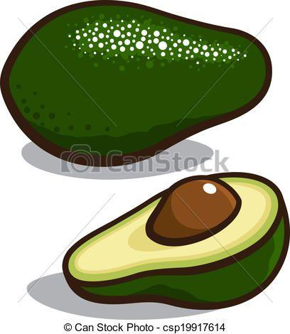 avocado cartoon - Google Search