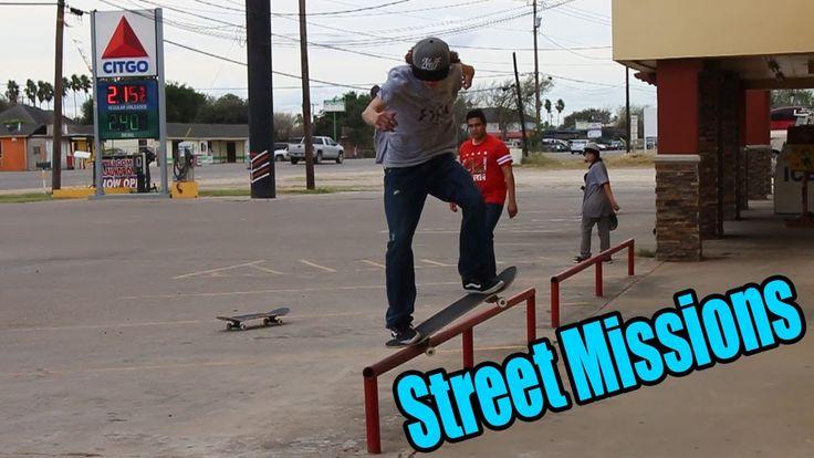 Rio Grande City Street Missions!!