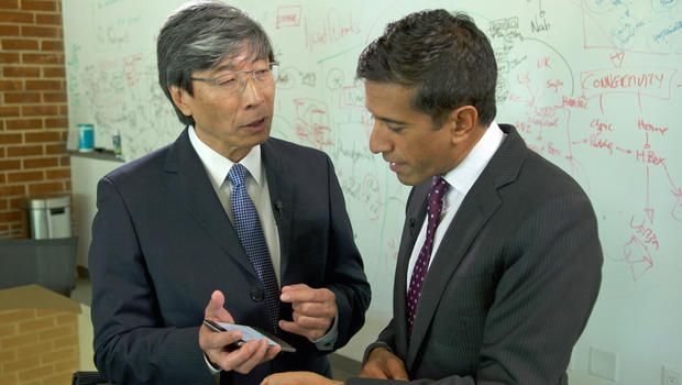 Billionaire Dr. Patrick Soon-Shiong is turning heads with unconventional ways of treating the deadly disease