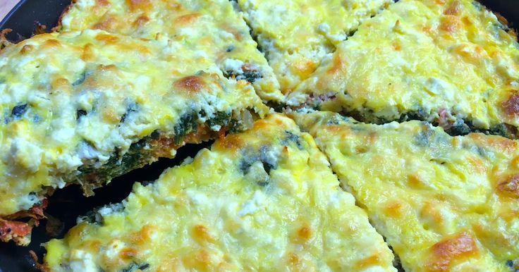 I have been on a major frittata kick lately. It seems that between leftovers and the staples I have in my my refrigerator I can make a fritt...