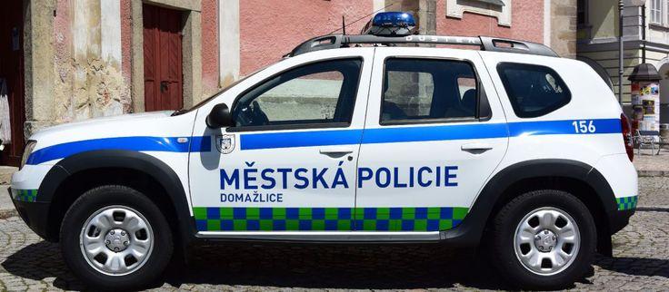 Domažličtí strážníci získají nové auto na plyn | Plzeň.cz