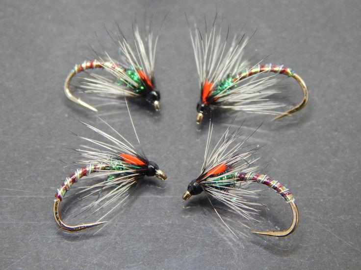 Duckfly variants. By Paul Caslin