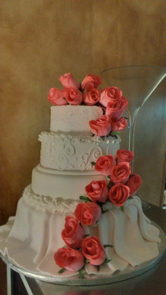 best wedding cakes pensacola one pinner said quot saw this cake in the window of adonna s 11668