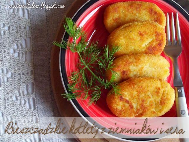 Trzeci talerz: Bieszczadzkie kotlety z ziemniaków i sera