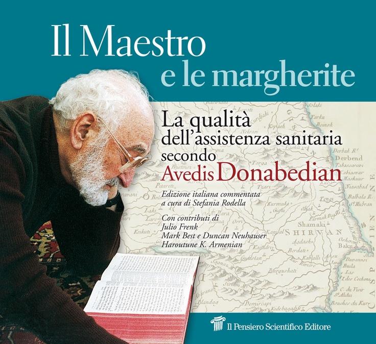 """""""Il Maestro e le margherite""""  Avedis Donabedian € 32"""