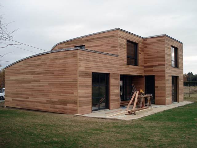 Fabricant Maison Ossature Bois | Constructeur maison bois ...