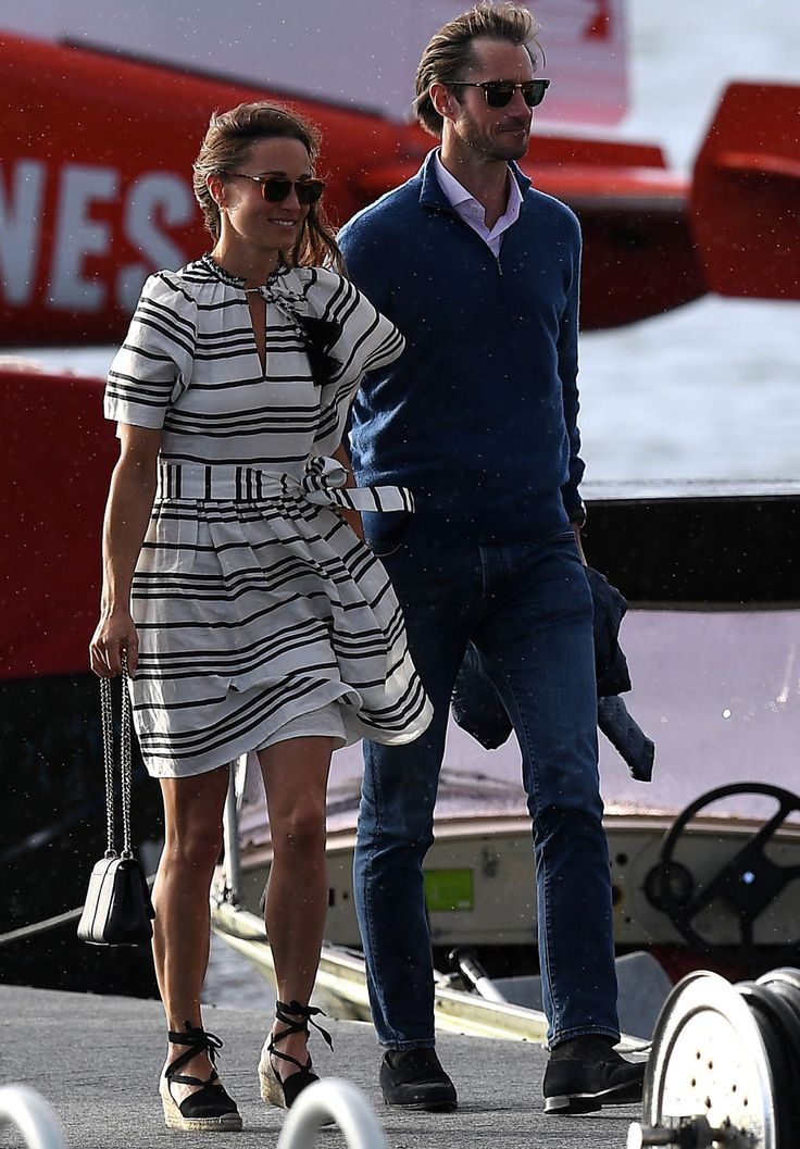 Pippa Middleton w Sydney miesiąc miodowy: Wszystkie szczegóły