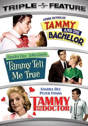 Tammy And The Bachelor / Tammy Tell Me True / Tammy And The Doctor (Triple Feature)  I just got this from Amazon.