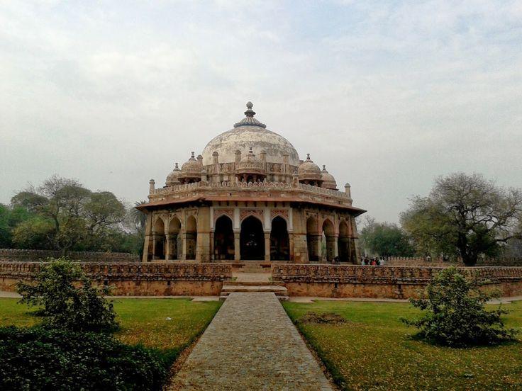 Isa Khan's Tomb #Delhi #History