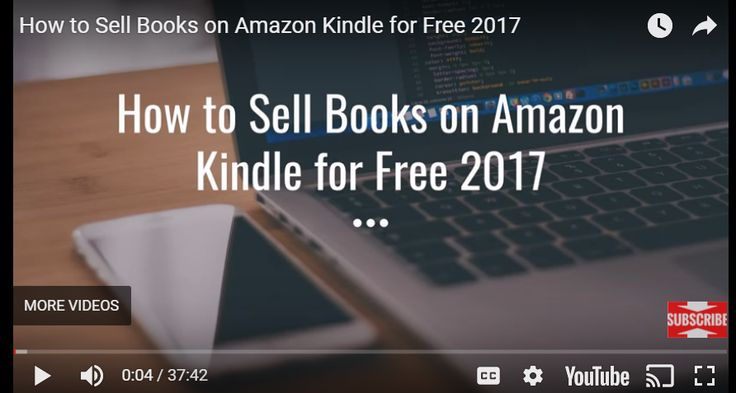 How to Sell Books on Amazon Kindle for Free 2017