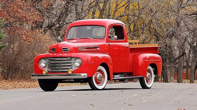 1950 Ford F1 for sale #1816013   Hemmings Motor News