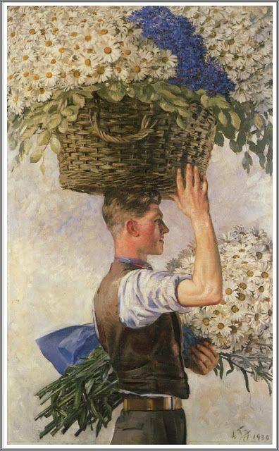 William Bruce Ellis Ranken (1881–1941), Covent Garden - 1930