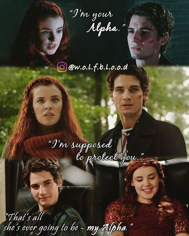 777 best Wolfblood images on Pinterest