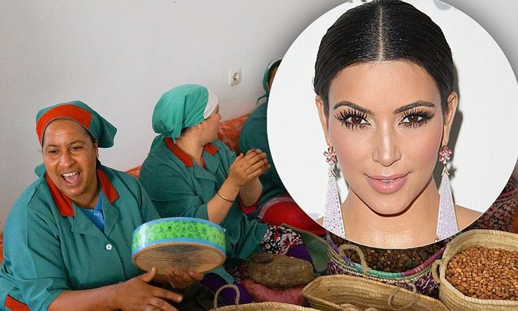 Is Kim Kardashian helping change the Berber women's lives?