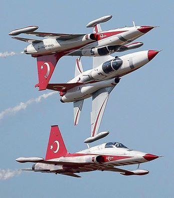 Türk Yıldızları(Turkish Stars)