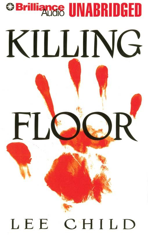 Awesome Killing Floor (Jack Reacher, Book By Lee Child   Book Cover, Description,  Publication History.
