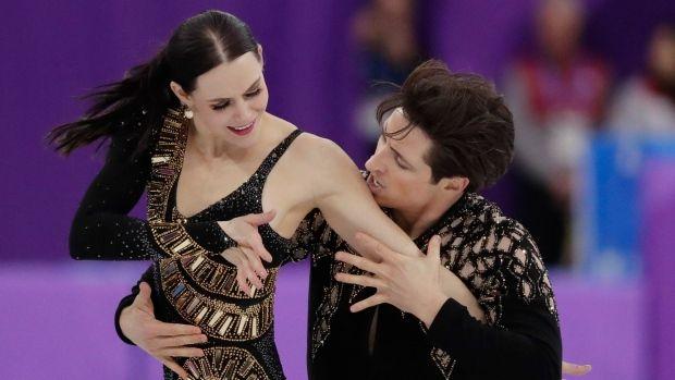2018 Olympics: US women advance to hockey final; Moir Virtue shine in ice dance