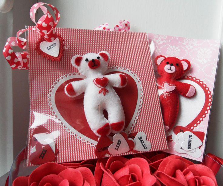 Marianne's beren: Valentijns beren